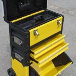 Metall Werkzeugtrolley Werkzeugkasten Werkstattwagen XL Type B305ABD von AS-S